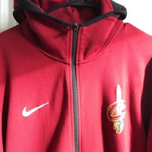 Nike Cavs /NBA warm-up jacket